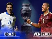"""""""تقنية الفيديو"""" تنقذ فنزويلا من الخسارة أمام البرازيل"""