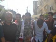 الاحتلال يفرج عن الأسير شادي سعيد بعد 12 عامًا في المعتقلات