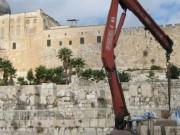 الطريق الأمريكي.. جزء من مخطط مشروع التوسع الاستيطاني في القدس