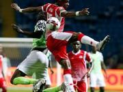 أمم أفريقيا: فوز صعب لنيجيريا على بوروندي