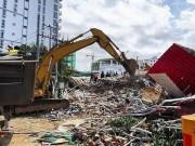 17 قتيلا و24 جريحا حصيلة انهيار مبنى قيد الإنشاء في كمبوديا