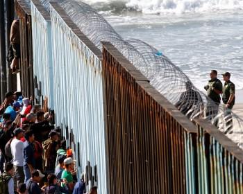 المهاجرون يبدأون التوافد من جديد على أمريكا مع اقتراب انتهاء حكم ترامب