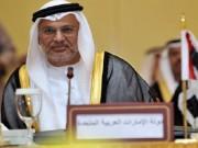 قرقاش: نرفض التدخلات الإقليمية في الشأن العربي.. وندعم العراق في حماية سيادته