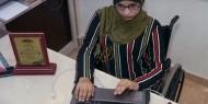 """مي عبيد.. فلسطينية وحدت ذوي الاحتياجات الخاصة تحت شعار """"أنا أستطيع"""""""