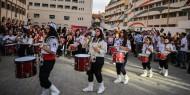 انطلاق فعاليات المهرجان الدولي للتراث والفلكلور في فلسطين