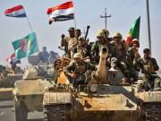 """طائرة مجهولة تقصف معسكرًا لـ""""الحشد الشعبي"""" في العراق"""