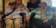 بعد 71 عام زواج.. جمعهما الحب وماتا في يوم واحد (فيديو)