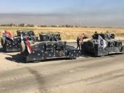 """العراق يطلق المرحلة الثانية من العملية العسكرية """"إرادة النصر"""""""