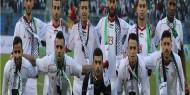 """""""ولد علي"""" يطالب بمؤازرة المنتخب الفلسطيني"""