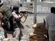 اشتباكات مسلحة بين الحوثيين تسفر عن سقوط قتلى وجرحى في اليمن