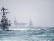 الأسطول الروسي يرسل سفينتين حربيتين إلى الساحل السوري