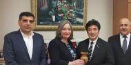 افتتاح مؤتمر الترويج للسياحة الفلسطينية في اليابان