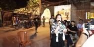 """بالصور: أمسية شعرية في مخيم """"عين الحلوة"""" رفضاً لقرار وزير العمل اللبناني"""