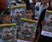 رام الله: وقفة تضامنية دعما للأسرى المضربين عن الطعام في سجون الاحتلال