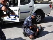 رام الله: القبض على لصوص لوحات سيارات ومطلوب هارب