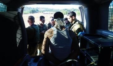 بالأسماء|| الاحتلال يعتقل شابين غرب رام الله