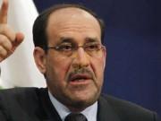 المالكي يهدد الاحتلال برد قوي