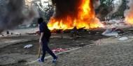 بالفيديو|| 8 قتلى جراء حريق داخل فندق جنوبي أوكرانيا