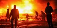 الحرائق تلتهم 2500 دونم في مرتفعات الجولان