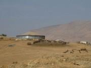 نهب المياه في خربة الحديدية بالأغوار خطة إسرائيلية لتفريغها من سكانها