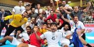 مصر تفوز بكأس العالم للناشئين في كرة اليد