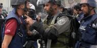 انتهاكات الاحتلال بحق الصحفيين الفلسطينيين في الـ3 أشهر الأخيرة