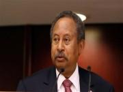 «حمدوك» يؤدي اليمين الدستورية رئيسًا لحكومة السودان