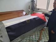 """استكمال إجراءات نقل جثمان """"تامر سلطان"""" إلى غزة.. """"صور"""""""