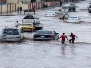 السودان: مصرع وإصابة 162 شخصًا جراء السيول