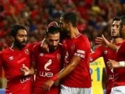 السولية يقود الأهلي لفوز صعب على حرس الحدود في الدوري المصري