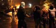 الخليل: مواجهات مع الاحتلال في منطقة باب الزاوية
