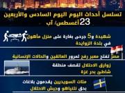 عدوان غزة 2014.. تسلسل أحداث اليوم السادس والأربعين