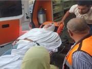 نقل والدة المعتقل باسل فليان للمستشفى عقب تدهور وضعها الصحي