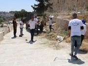 بالصور|| التجمع الوطني المسيحي يطلق حملة حماية مقبرة باب الرحمة الإسلامية