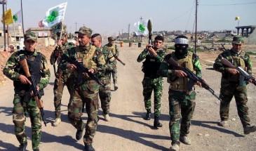 الحشد الشعبي: غربان الشر الإسرائيلية وراء الهجوم على قواتنا غرب العراق