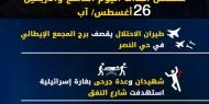 عدوان غزة 2014.. تسلسل أحداث اليوم التاسع والأربعين