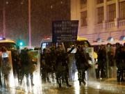 هونج كونج: الشرطة تقمع احتجاجات المتظاهرين