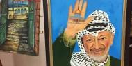 """افتتاح معرض """"بالريشة والقصيدة نلون القدس"""""""
