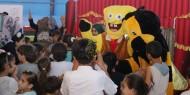 """مركز غزة للثقافة والفنون يقيم عرضًا مسرحيًا لـ""""عرائس الماريونيت"""".. (صور)"""