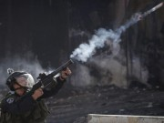 إصابات بالاختناقات خلال مواجهات مع قوات الاحتلال بالقدس