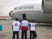 الكويت: تسيير 180 قافلة مساعدات إنسانية لـ 10 دول