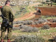 الاحتلال يستولي على معدات مزارع بقلقيلية