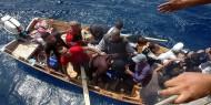 """""""البحرية الليبية"""": إنقاذ 94 مهاجرًا من الغرق بينهم 14 امرأة"""