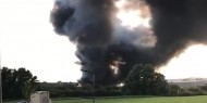 انفجار ضخم في مصنع أدوية بالجزائر
