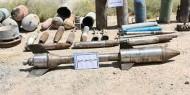 ضبط مخازن صواريخ وقنابل في الموصل