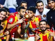الكاف يعلن الترجي التونسي بطلاً لدوري أبطال أفريقيا