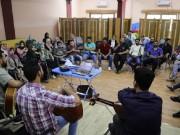 """غزة: بمشاركة 60 شاب وشابة.. """"جمعية الثقافة والفكر الحر"""" تنظم برنامجا بعنوان """"تجمع الشباب"""""""