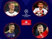 يوفيا يعلن عن الفائز بجائزة أفضل لاعب في الجولة الأولى لدوري أبطال أوروبا