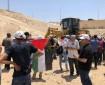 """عساف: أقمنا خيمة اعتصام مفتوح في """"بادية القدس"""" رفضاً لإقامة بؤرة استيطانية"""