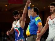 مصارع لبناني يرفض مقابلة إسرائيلي في بطولة العالم